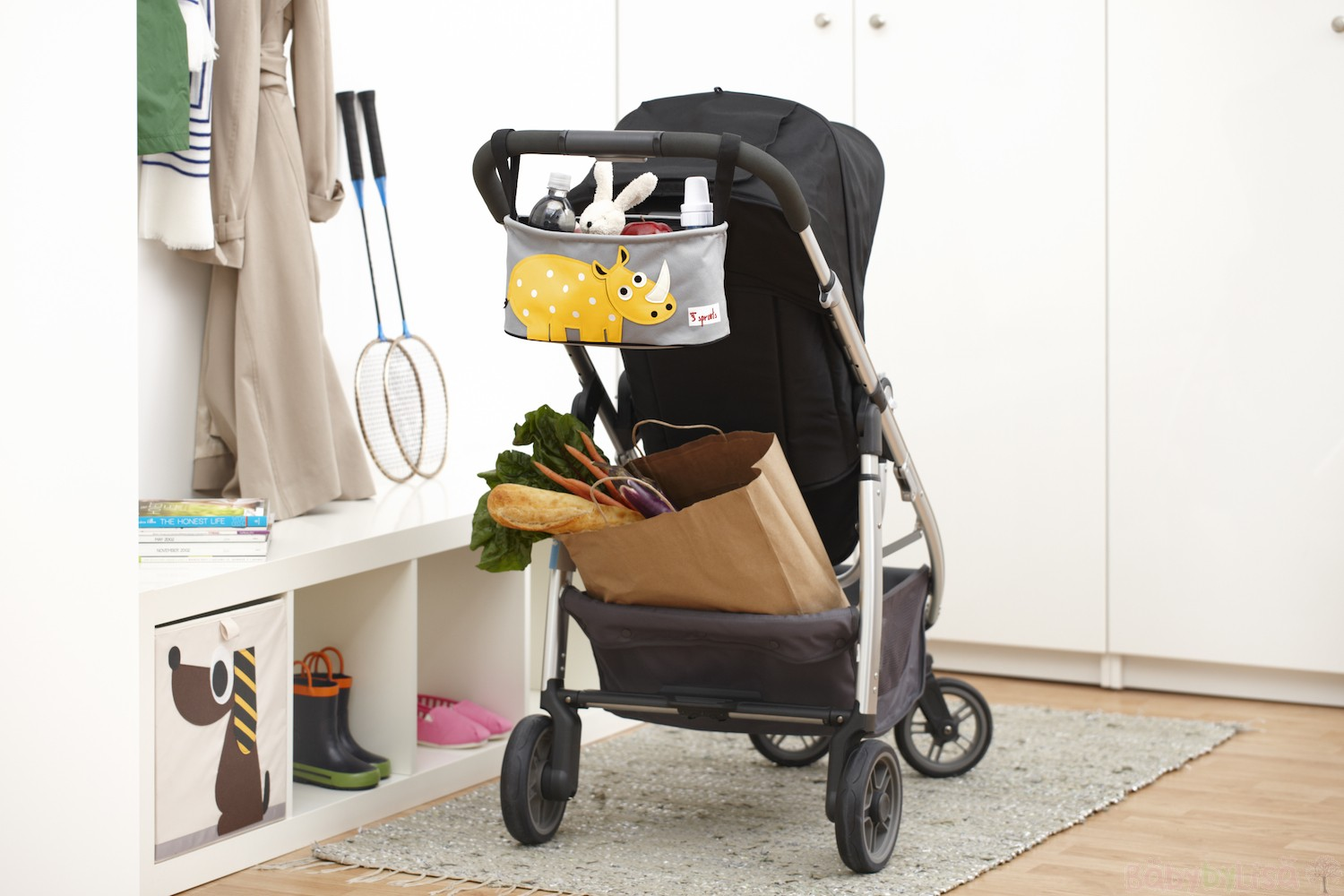3 Sprouts Stroller Organizers