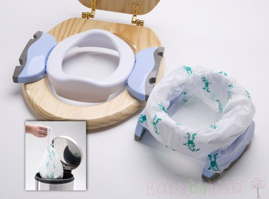 BabyU Potette Plus Travel Potty