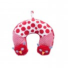 Neck Pillow_ Owl Red