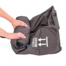 UPPAbaby VISTA Travel Bag rolling up
