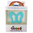 Soothing Toy Butterfly Blue