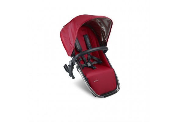 UPPAbaby VISTA Rumble seat - Red/Silver (Denny)