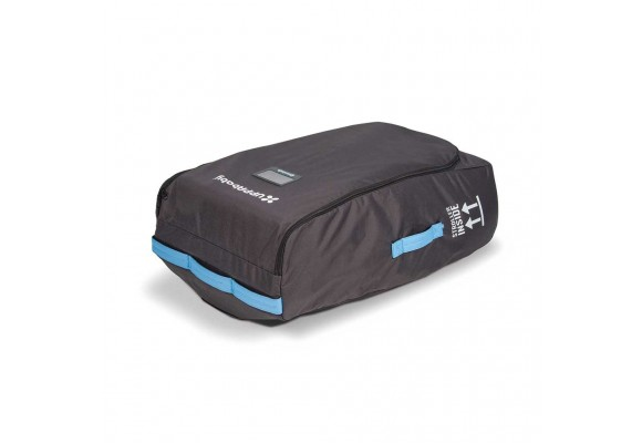 UPPAbaby VISTA Travel Bag closed and lying down